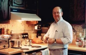 1989 Dad Ohio kitchen