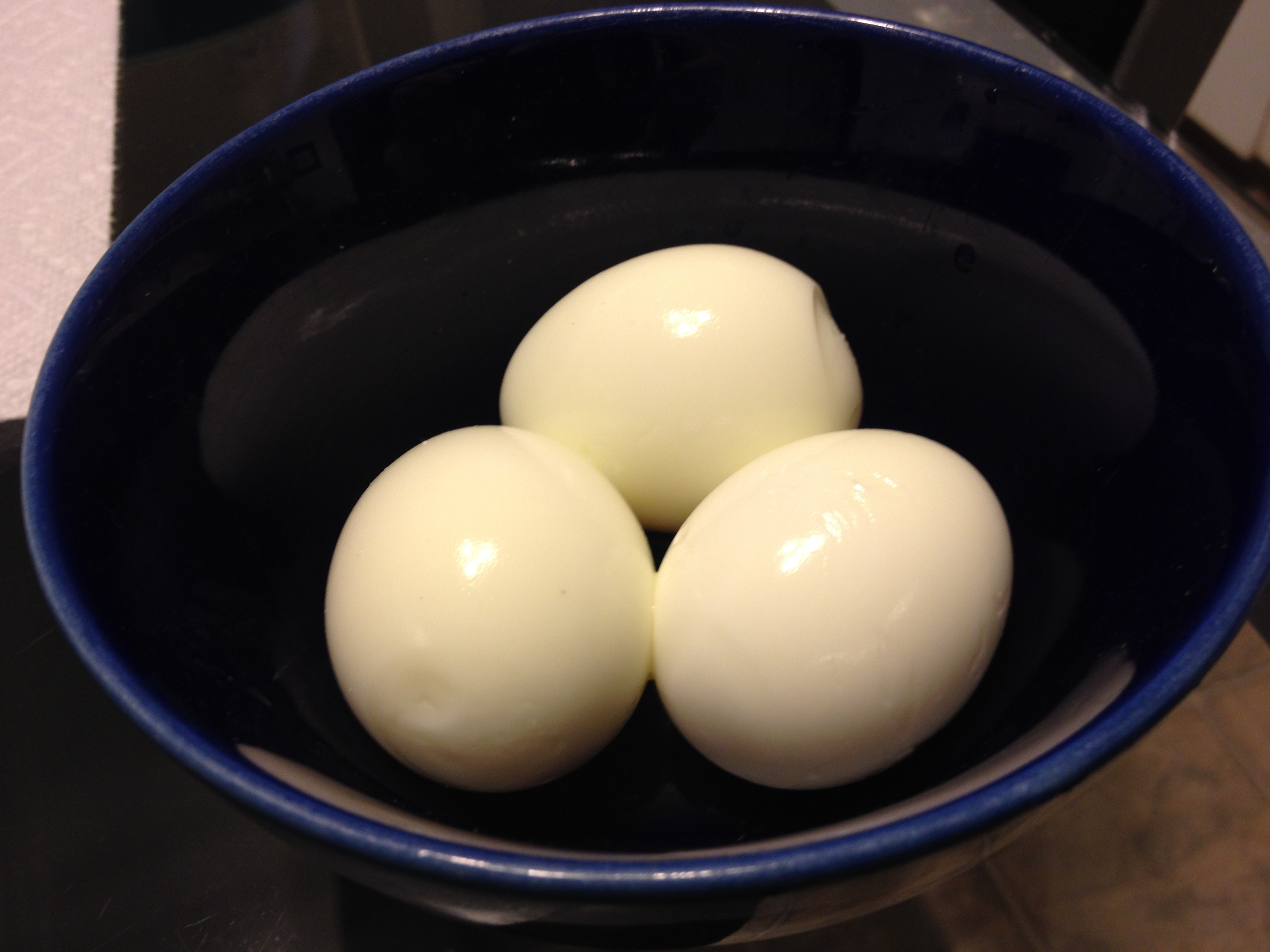 How To… Hard Boil Eggs