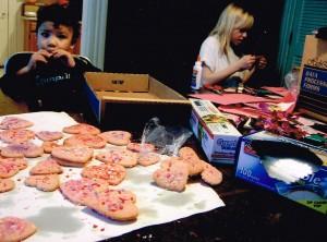 2010 valentines cookies 2