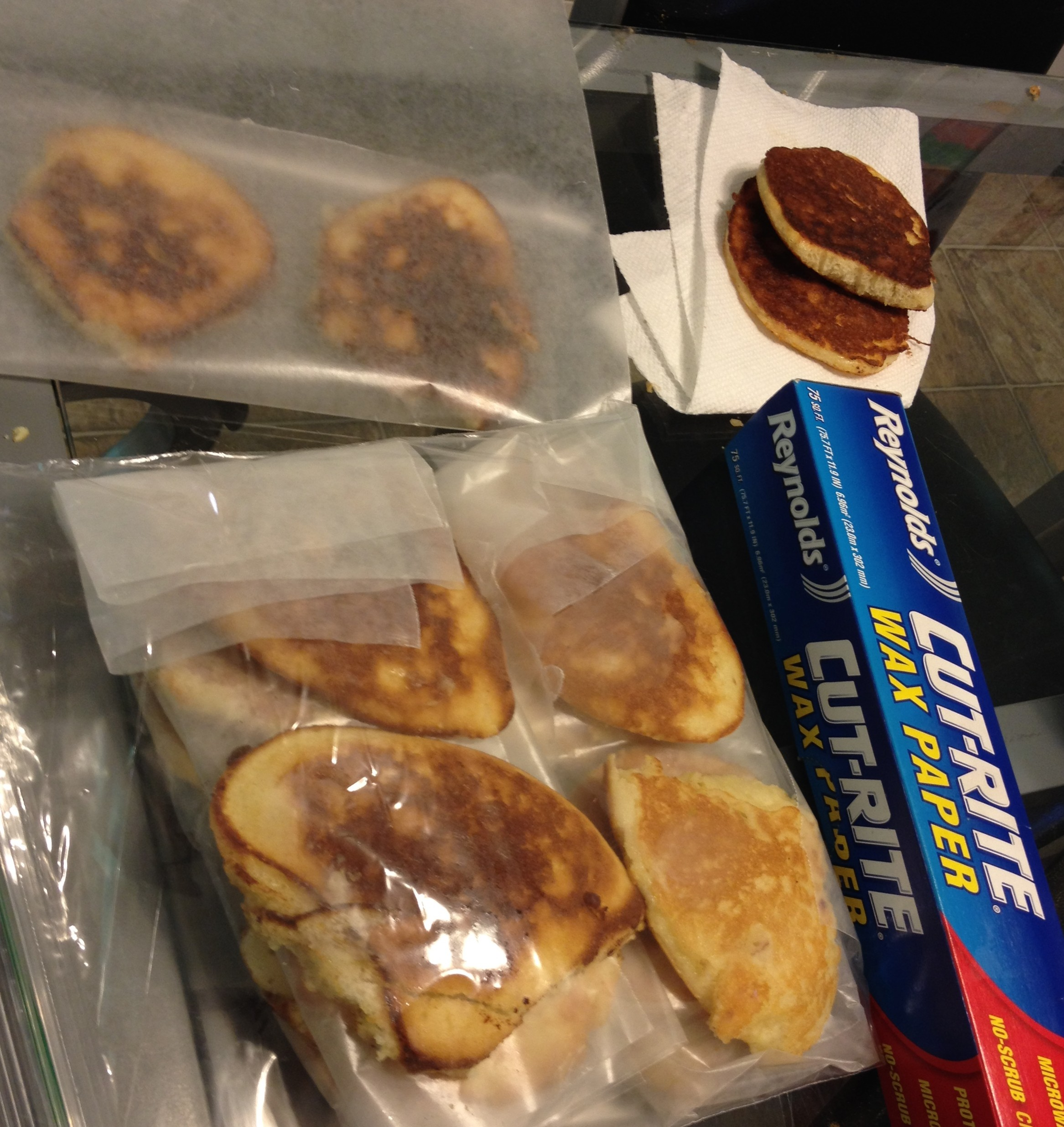 How To… Store Leftover Pancakes