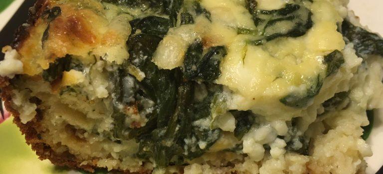 Layered Spinach Supreme